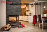 kratki double side cassette stoves